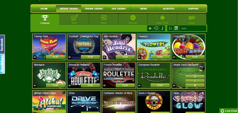 Klaver Casino 2