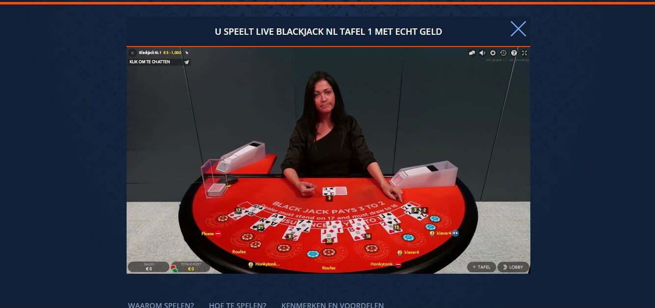 Oranje Casino 3